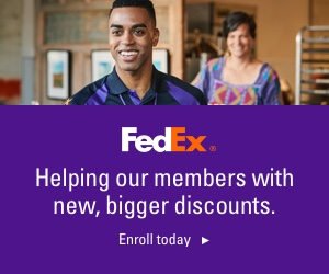 FedEx bigger discounts